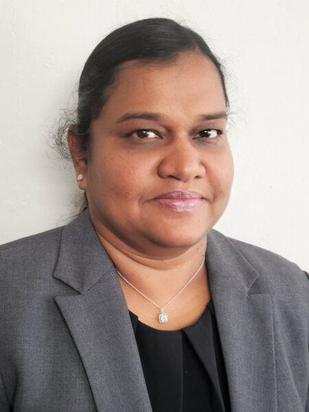 Lakshmi Praba Manavalan, PhD